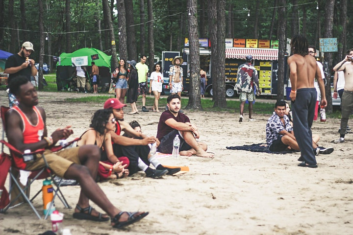 Mad Liberation 2019: New Jersey's Camping, Music & Arts Festival image