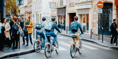 Free | Biking in the streets #PersonOfTheDay