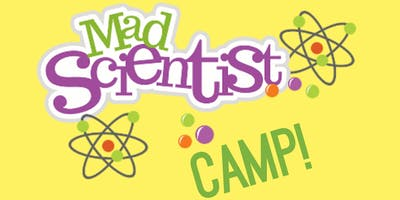 Mad Scientist Camp July 22nd-26th (Norcross)