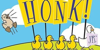 Honk! Jr. - A musical theatre event for the whole family!
