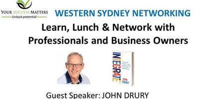 Learn Lunch and Network - WESTERN SYDNEY NETWORKING