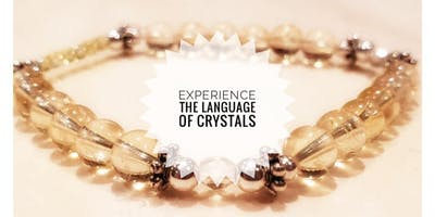 Expereince the Language of Crystals