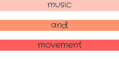 Music and Movement Class tickets