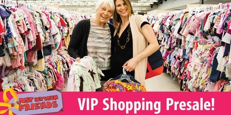 JBF Special VIP Shopper Package tickets