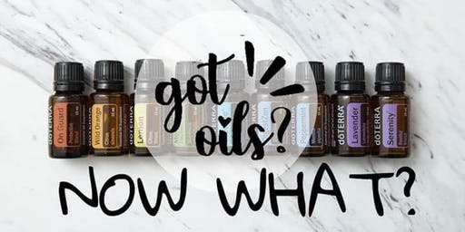 Got Oils, Now What? & iTovi Scanning Event - West Bend