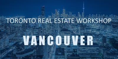 Toronto Real Estate Investment and Networking Event