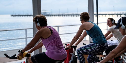 OUTDOOR SPIN CYCLE CLASS - SHORNCLIFFE