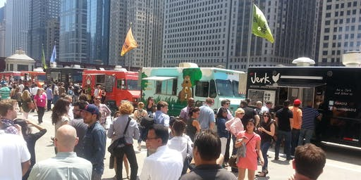 Food Truck Rally at One Two Pru