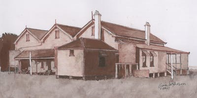 Local History Talk The Gables by Gavin Patterson - Maryborough - All ages