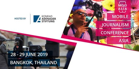 Mobile Journalism Conference 2019 tickets