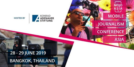 Mobile Journalism Conference 2019