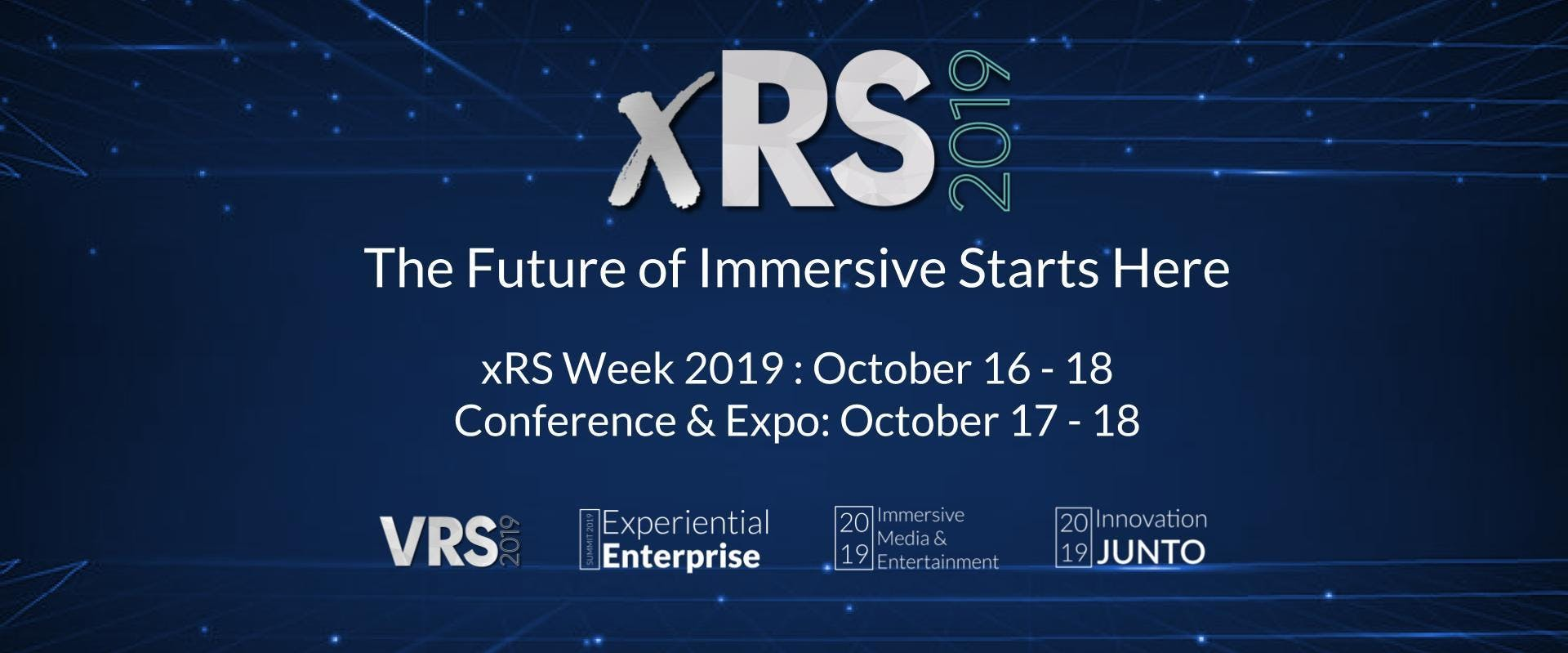 xRS Week 2019 | VR/AR/XR Strategy Conference & Expo at Hotel Kabuki