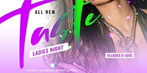 "ALL NEW ""Taste"" Thursdays @ Level2 Downtown Delray 