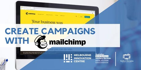 Create Marketing Campaigns with Mailchimp - Southern Grampians tickets
