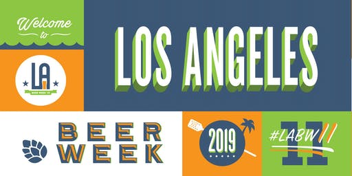 11th L.A. Beer Week Kickoff Festival 2019