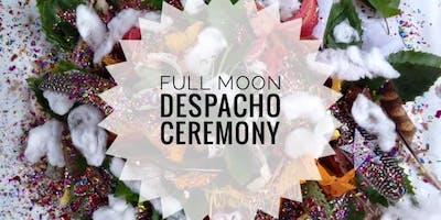 August Full Moon Despacho Ceremony