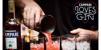 Campari Loves Gin Competition Ginworld Phoenix