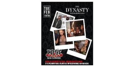 Dynasty ATL: Buckhead's Industry Night  tickets