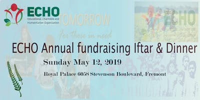 ECHO fundraising Iftar and Dinner