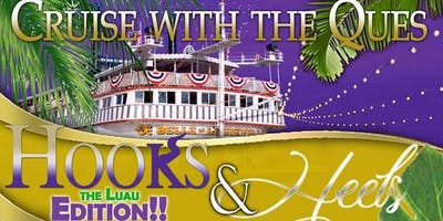 """35th Annual Cruise with the Ques on the Belle of Louisville! ''The Luau edition! ALQHA! """" Friday, May 24th"""