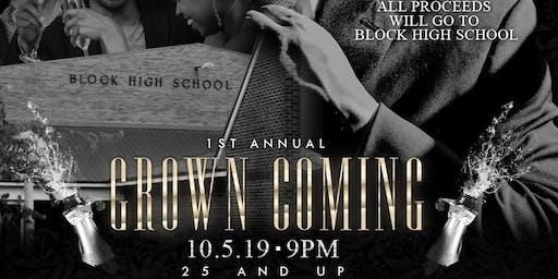 Block High School Alumni GROWNCOMING 2019