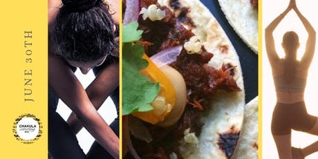 'Feast & Flow': Self-Care & Wellness Charity Event tickets