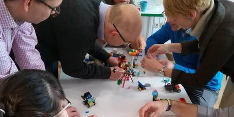Design your communication campaign strategy with LEGO® SERIOUS PLAY® tickets