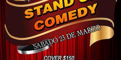 show único de Stand Up!!   Presentando a Dafne Bass, actriz de gran carisma