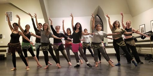 Belly Dance Classes with Seyyide: Beginners