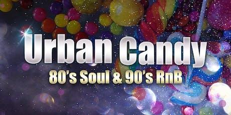 Urban Candy  tickets