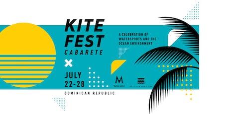 Cabarete Kite Festival 2019 tickets