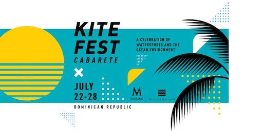 Cabarete Kite Festival 2019