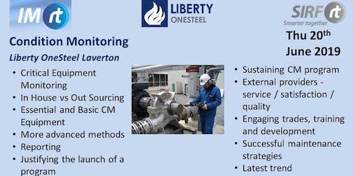 VICTAS Condition Monitoring - Liberty OneSteel Laverton