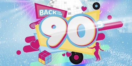 BACK TO THE 90'S en Fuengirola entradas