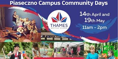 Thames British School Community Days - Piaseczno Campus