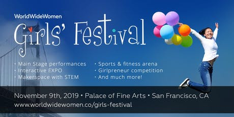 WorldWideWomen 4th Annual Girls' Festival tickets
