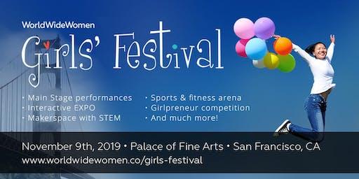 WorldWideWomen 4th Annual Girls' Festival