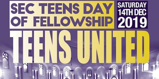 SEC Teens Day of Fellowship:TEENS UNITED