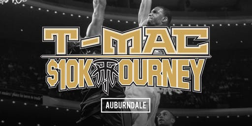 Tracy McGrady (Auburndale) $10K Tournament 2019