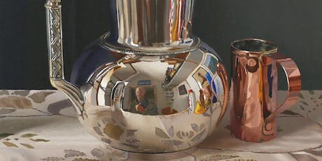Painting Reflections in Metal with Jeremy Galton RBA tickets