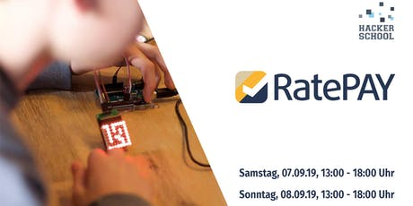 B02: Hacker School Berlin - powered by RatePAY billets