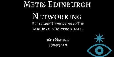 Metis Edinburgh - May Breakfast Networking