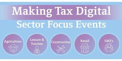 Making Tax Digital Sector Focus Event - Retail