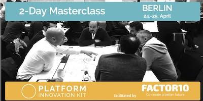 2-Tages Masterclass Plattform & Ecosystem Innovati