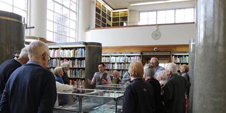 Walking with Wornum: A Guided Tour of the RIBA tickets