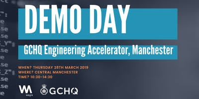 GCHQ Engineering Accelerator Demo Day