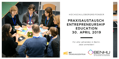 Praxisaustausch Entrepreneurship Education
