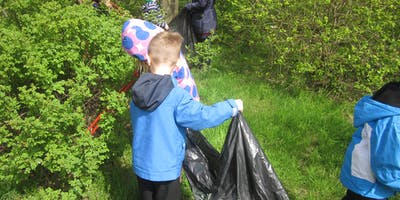 Kincorth Hill Clean Up