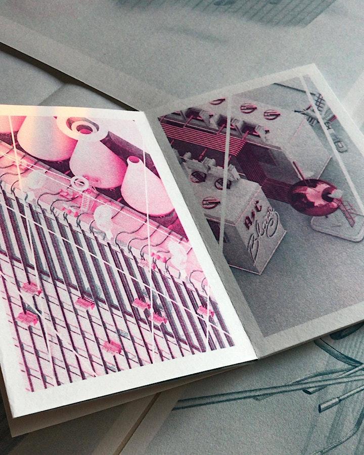 Afbeelding van Risoprint workshop: make your own zines (i.s.m. Sad Biscuit Studio)