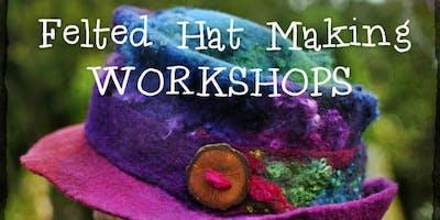 Felted Hat Making Workshop